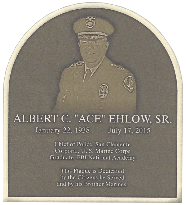 albert-ace-ehlow-police-chief-plaque