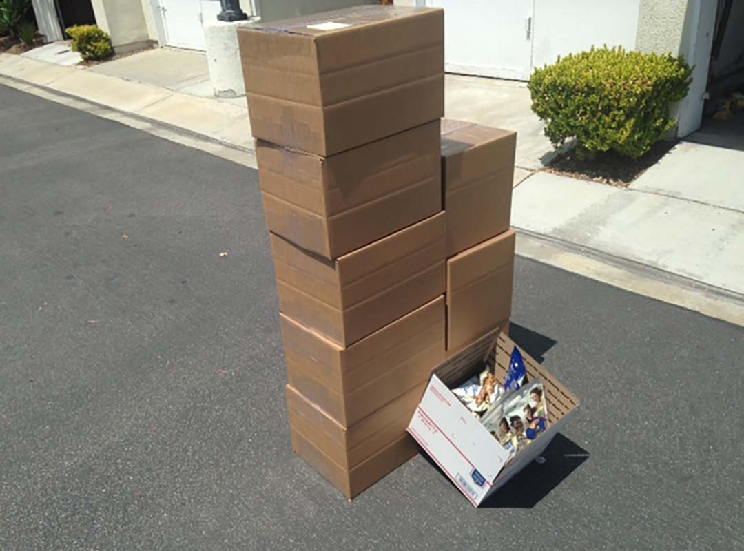 8 Cases of Girl Scout Cookies-Ready for mailing-6/16