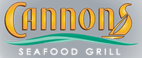 Cannons Seafood Grill logo