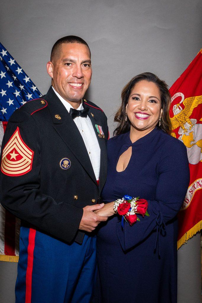 Marine Corps League South Coast Birthday Celebration